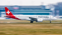 HB-AZA - Helvetic Airways Embraer ERJ-190-E2 aircraft