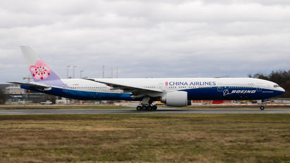 C-18007 - China Airlines Boeing 777-300ER