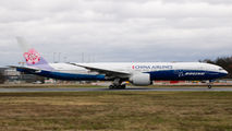 C-18007 - China Airlines Boeing 777-300ER aircraft
