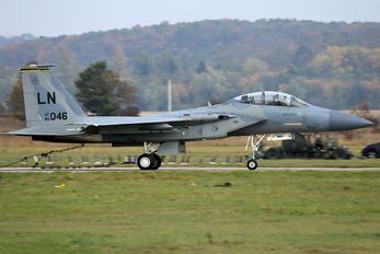 84-0046 - USA - Air Force McDonnell Douglas F-15D Eagle