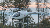 HB-ZLX - Heli-Lausanne Guimbal Hélicoptères Cabri G2 aircraft