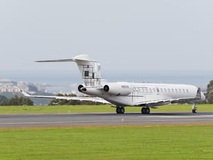N203JE - Private Bombardier BD700 Global 7500