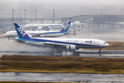 JA705A - ANA - All Nippon Airways Boeing 777-200 aircraft