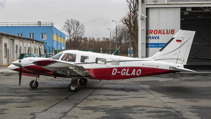 D-GLAO - Private Piper PA-34 Seneca
