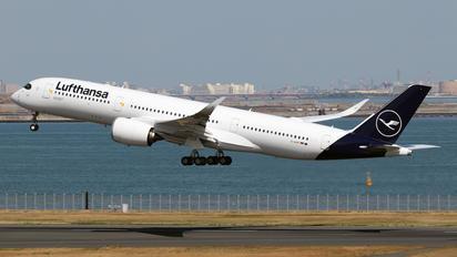 D-AIXP - Lufthansa Airbus A350-900