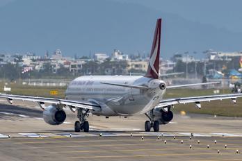 B-HTF - Cathay Dragon Airbus A321
