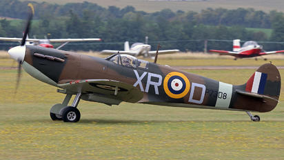 G-AIST - Private Supermarine Spitfire Mk.Ia