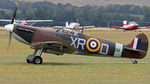 G-AIST - Private Supermarine Spitfire Mk.Ia aircraft