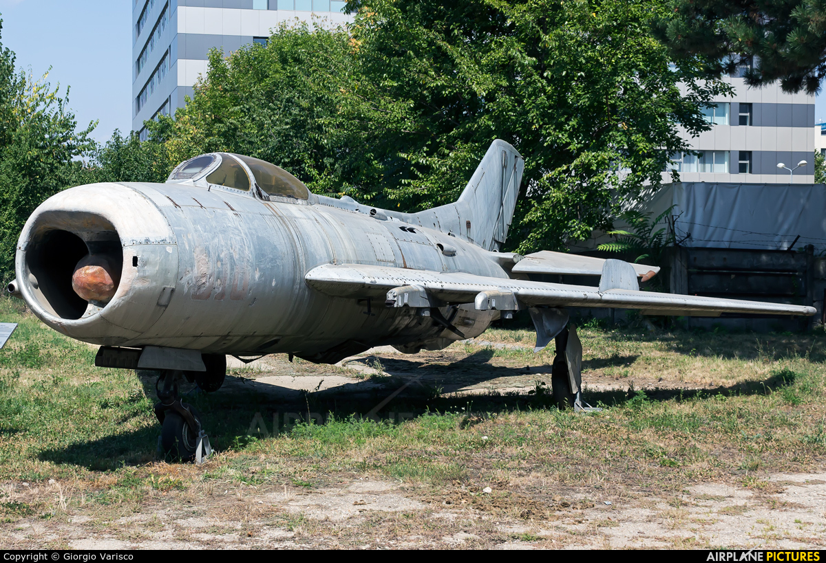 Romania - Air Force 018 aircraft at Bucharest - Romanian AF Museum
