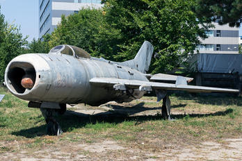 018 - Romania - Air Force Mikoyan-Gurevich MiG-19PM