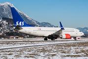 SE-RJS - SAS - Scandinavian Airlines Boeing 737-700 aircraft