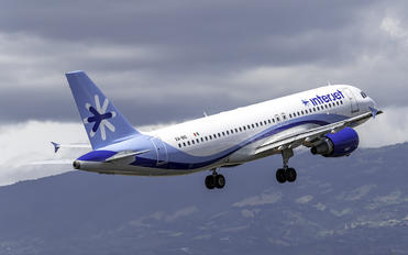 XA-BIG - Interjet Airbus A320