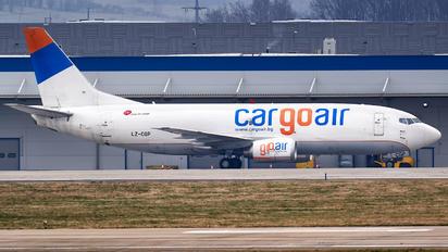 LZ-CGP - Cargo Air Boeing 737-300F