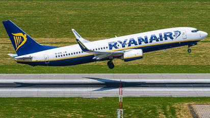 EI-EVE - Ryanair Boeing 737-800