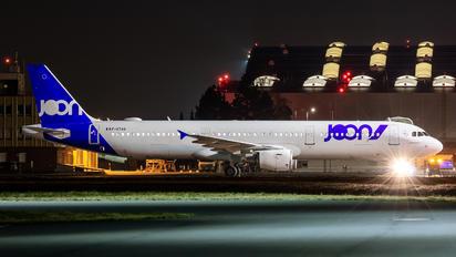F-GTAS - Joon Airbus A321
