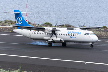 EC-MUJ - Air Europa Express ATR 72 (all models)