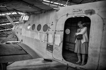 SP-ALG - Fundació Parc Aeronàutic de Catalunya Antonov An-2