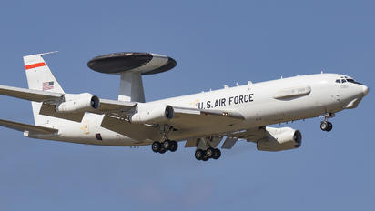 71-1407 - USA - Air Force Boeing E-3B Sentry