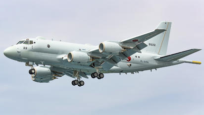 5522 - Japan - Maritime Self-Defense Force Kawasaki P-1