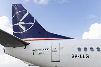 SP-LLG - LOT - Polish Airlines Boeing 737-400