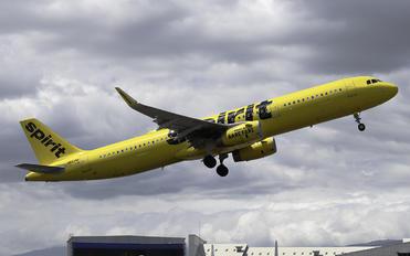 N683NK - Spirit Airlines Airbus A321