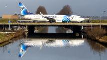 SU-GEN - Egyptair Boeing 737-800 aircraft