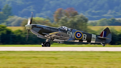 TE184 - Private Supermarine Spitfire Mk XVI
