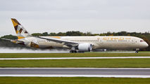 A6-BMF - Etihad Airways Boeing 787-10 Dreamliner aircraft