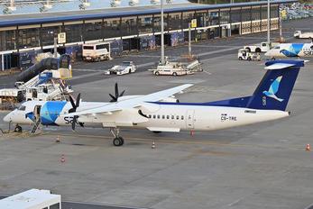 CS-TRE - SATA Air Açores de Havilland Canada DHC-8-400Q / Bombardier Q400