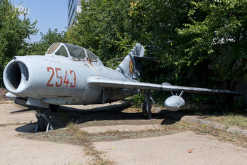 2543 - Romania - Air Force Mikoyan-Gurevich MiG-15 UTI