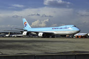 HL7639 - Korean Air Cargo Boeing 747-8F aircraft