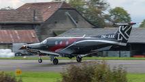 OM-AAK - Private Pilatus PC-12 aircraft