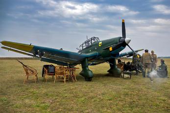 UR-PRAI - Private Junkers Ju-87