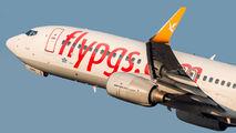 TC-CPO - Pegasus Boeing 737-800 aircraft