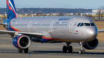 VP-BAF - Aeroflot Airbus A321 aircraft