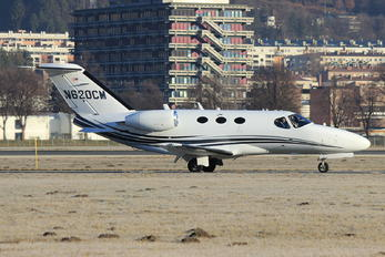 N620CM - Private Cessna 510 Citation Mustang
