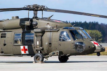 13-20615 - USA - Army Sikorsky HH-60M Blackhawk