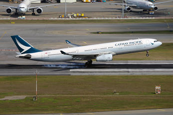 B-LBA - Cathay Pacific Airbus A330-300