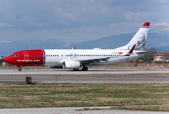 SE-RRF - Norwegian Air Sweden Boeing 737-8JP(WL)