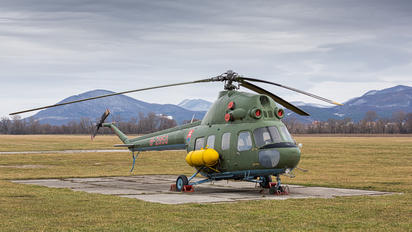 B-2950 - Slovakia - Police Mil Mi-2