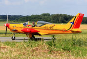 "ST-23 - Belgium - Air Force ""Les Diables Rouges"" SIAI-Marchetti SF-260 aircraft"