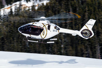 F-HYLE - Private Airbus Helicopters H135