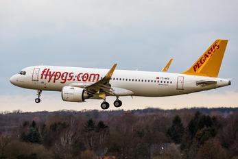 TC-NCD - Pegasus Airbus A320 NEO