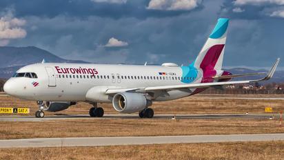 D-AEWU - Eurowings Airbus A320