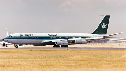 HZ-HM3 - Saudi Arabia - Royal Flight Boeing 707-300