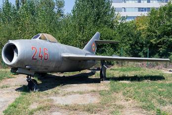 246 - Romania - Air Force Mikoyan-Gurevich MiG-15bis