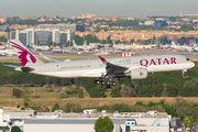 A7-ALU - Qatar Airways Airbus A350-900 aircraft
