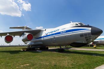 CCCP-76511 - Aeroflot Ilyushin Il-76 (all models)