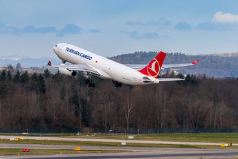 TC-JOV - Turkish Cargo Airbus A330-200F
