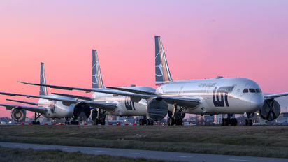 SP-LSE - LOT - Polish Airlines Boeing 787-9 Dreamliner